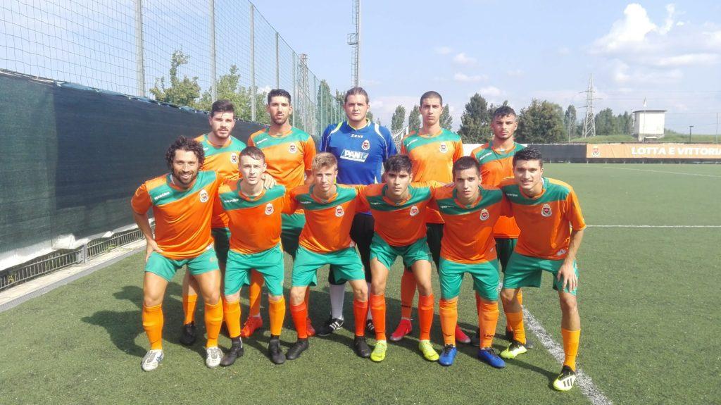 4^ GIORNATA PROMOZIONE B – Venaria, primo k.o stagionale: la Rivarolese si impone 2-0