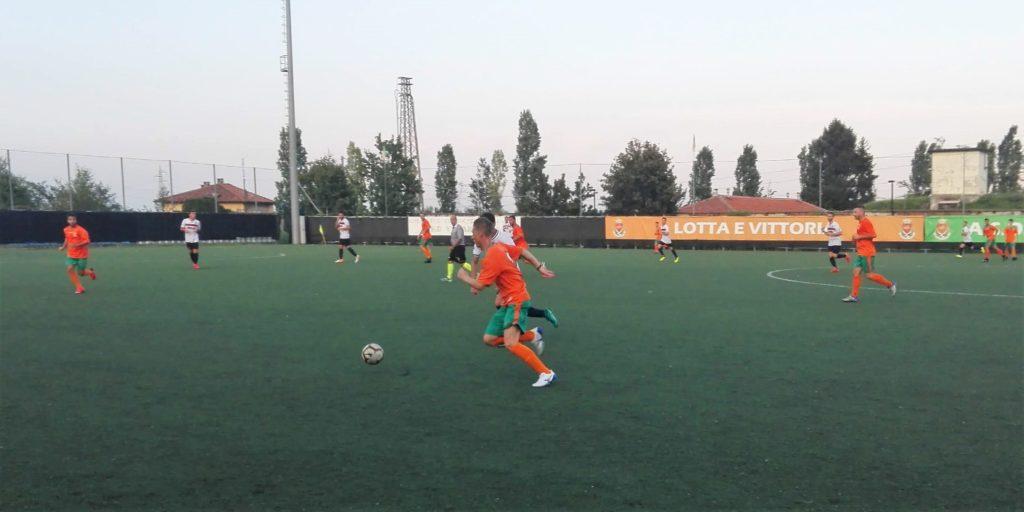 COPPA PROMOZIONE – Venaria dirompente a Nole: vittoria 4-1 nell'andata dei sedicesimi
