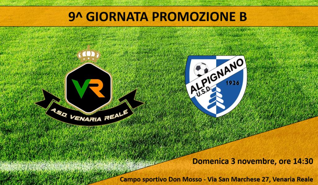 """Preview 9^ giornata Promozione B – Al """"Don Mosso"""" arriva la capolista Alpignano"""