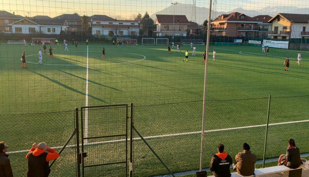 15^ GIORNATA PROMOZIONE B / Eurogol di Parente, 1-1 tra Lascaris-Venaria. I Cervotti chiudono il girone d'andata al 3° posto