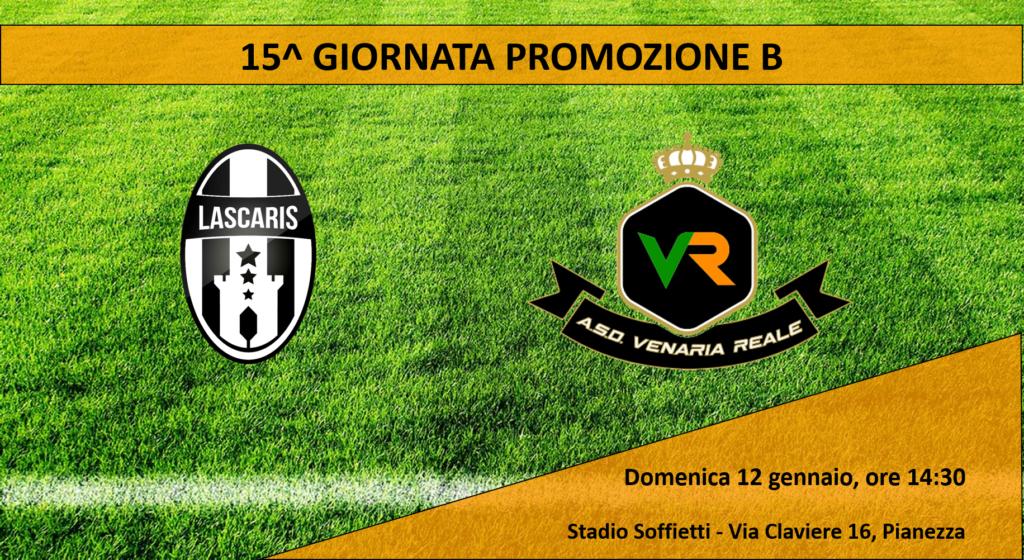 Preview 15^ giornata Promozione B – Si chiude il girone di andata: big match nella tana del Lascaris