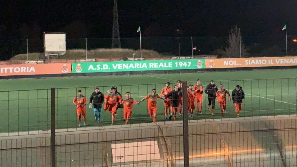 Coppa Italia Promozione / Primo round dei quarti al Venaria: la rete di Di Bari piega il Città di Cossato