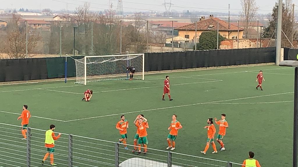 19^ GIORNATA PROMOZIONE B / Venaria da sballo: Porrone e Arabia stendono 3-0 la capolista Rivarolese