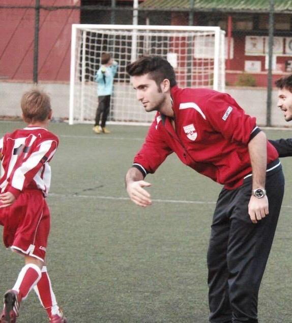 Settore Giovanile – Nicolò Daniele sarà la guida del nuovo gruppo interprovinciale Under 14