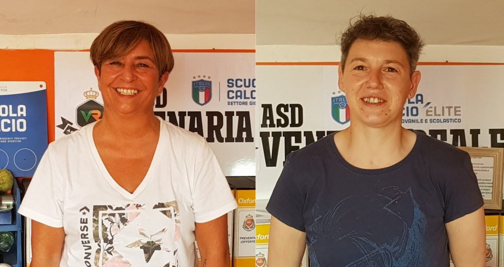 Scuola Calcio Femminile, un'organigramma da Serie A: confermata Stefania Marino, new entry Fabiana Correra