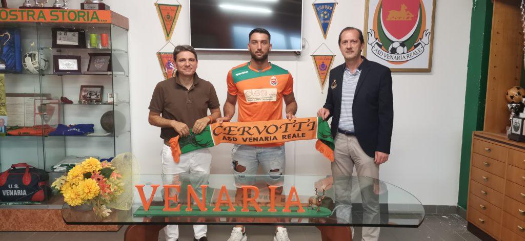 """Eccellenza – Ecco la ciliegina sulla torta: il """"Toro"""" Gabriele Pinelli è il nuovo bomber del Venaria Calcio!"""