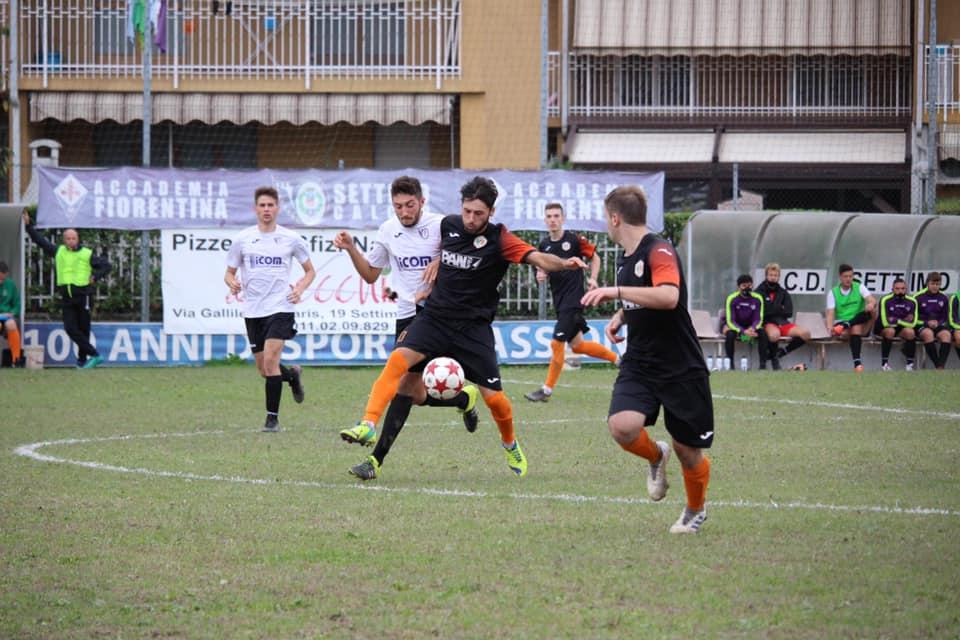 Eccellenza A – Venaria da impazzire: Porrone e Pinelli firmano il 2-0 in casa del Settimo