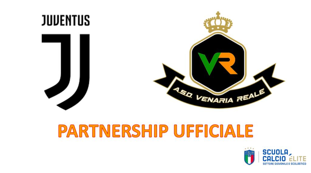 A.S.D. Venaria Reale – Juventus: partnership ufficiale per la Scuola Calcio