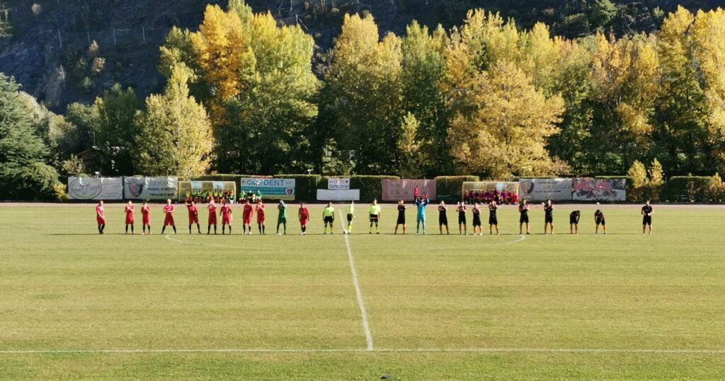 Eccellenza A – Trasferta amara in Valle d'Aosta per i Cervotti: l'Aygreville si impone per 3-0
