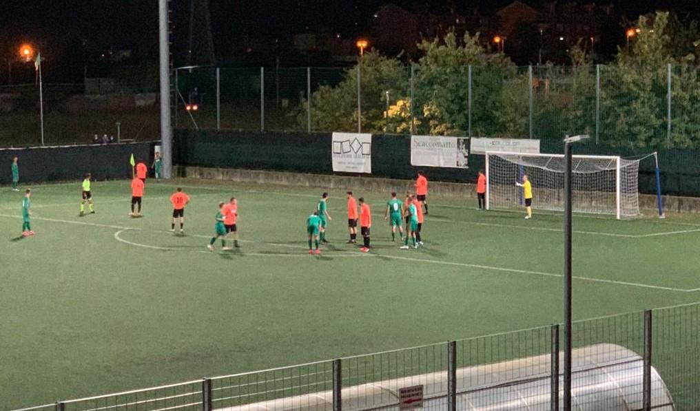 """Eccellenza A – Virardi palo, """"Spider-Man"""" Celozzi para un rigore: contro l'Oleggio termina 0-0"""