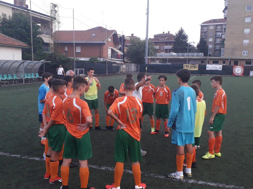 Settore Giovanile – Spettacolo Under 14: 6-0 al Gassino per i Virardi's boys! Mina e Vigna firmano il pari dell'Under 17