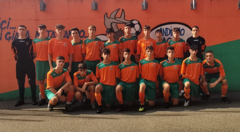 Settore Giovanile – Uragano Under 17: 7-1 al Caselle! Under 19 a punteggio pieno, riscatto Under 15