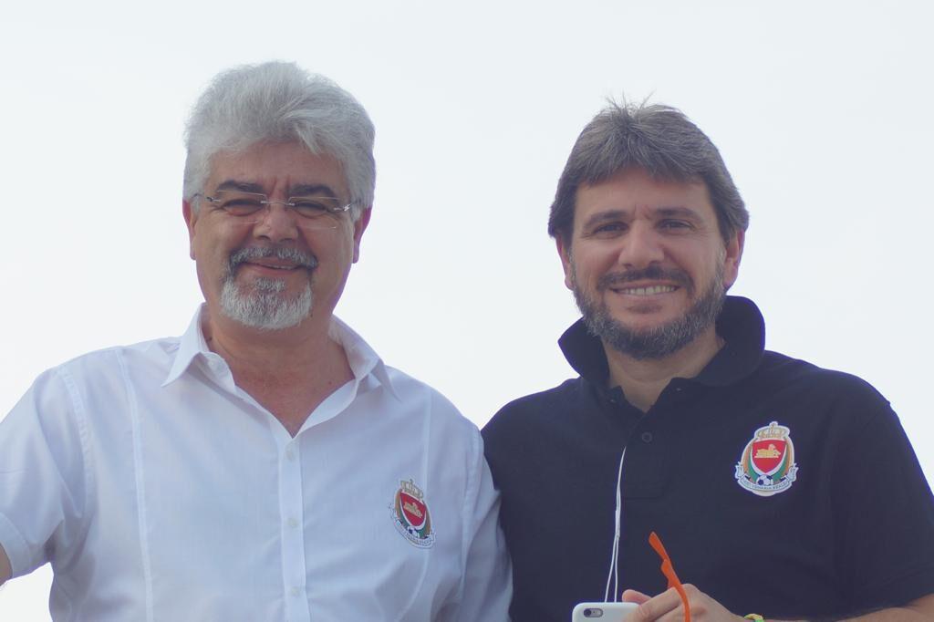 COMUNICATO UFFICIALE – Antonino Esta è il nuovo presidente dell'A.S.D. Venaria Reale