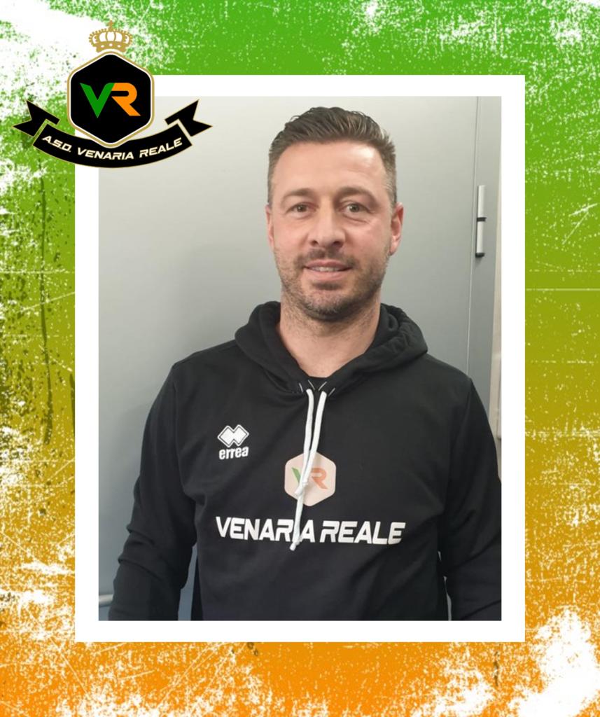 COMUNICATO UFFICIALE – Giovanni Pasquale e l'A.S.D. Venaria Reale ancora insieme nella stagione 2021/22