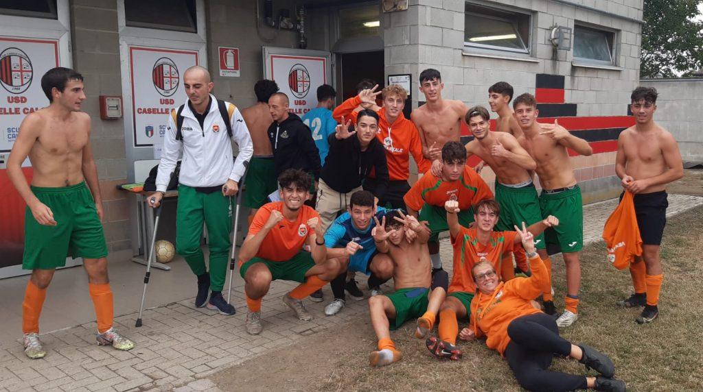 SETTORE GIOVANILE – E' un Venaria formato trasferta: vittorie clamorose per l'Under 19, Under 15 e Under 14!